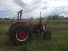 MF168 Massey Ferguson tractor 70hp remotes Mullumbimby Byron Area Preview