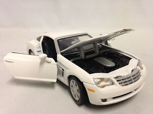 2003 Chrysler Crossfire Collectibles 1:24 Scale 7
