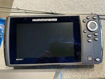 Humminbird Helix 7 G2 Gps/DI/2d