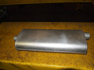 CHRYSLER-VALIANT-STANDARD-MUFFLER-FITS-VE-VF-VG-VH-VJ-VK-CH-CJ-CK-M2426-NEW