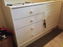 Bookshelf and chest of drawers Melbourne CBD Melbourne City Preview