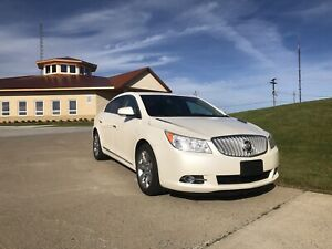 2010 Buick LaCrosse - safe - comfortable- classy