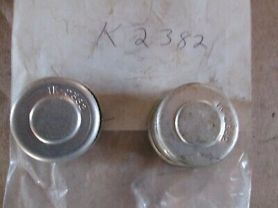 Oliver Tractor 667788770880 Brand New Hydraulic Coupling Dust Caps Nos