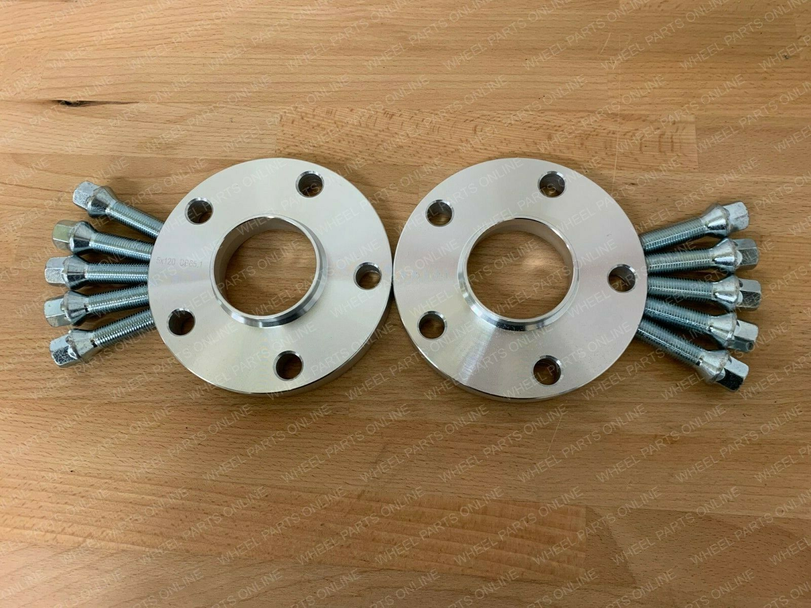 VW Transporter T5 T6 Hubcentric Spacers 30mm UK MADE