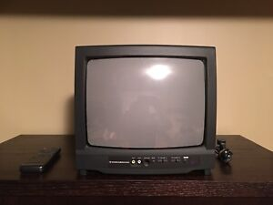 "13"" colour CRT TV"