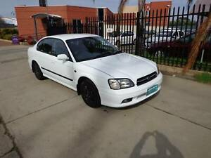 SUBARU LIBERTY 2001 AWD EJ20 IN AUTO,AIR,STEER,AIRBAGS,LOW 85K ONLY Beverley Charles Sturt Area Preview
