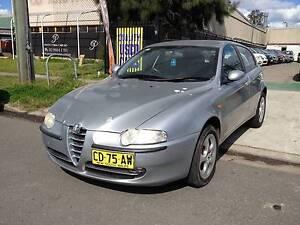 2005 Alfa Romeo 147 Hatchback/AUTOMATIC Smithfield Parramatta Area Preview