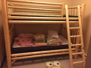 Kids bunk bed; free if you can pick up at Big White.