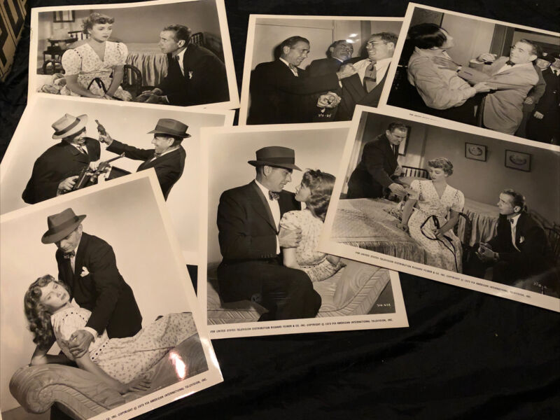 The Enforcer - Movie Press Publicity Photos - Humphrey Bogart