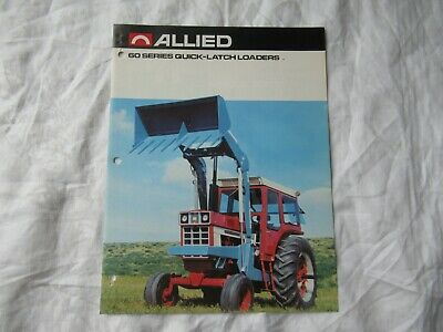 Allied 60 Series Loader Brochure