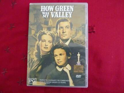 DVD: HOW GREEN WAS MY VALLEY Windermere Park Lake Macquarie Area Preview