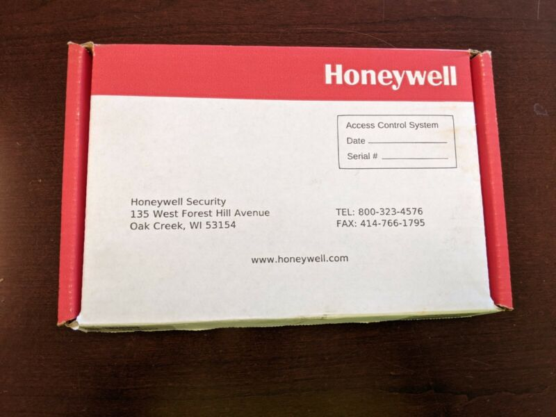New Honeywell ProWatch PW7K1R2 PW-7000 Series Dual Reader Module Board