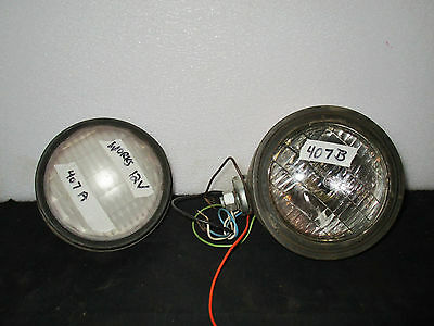 Signal Stat 620 Tractor Truck Headlight Fender Driving Fog Light