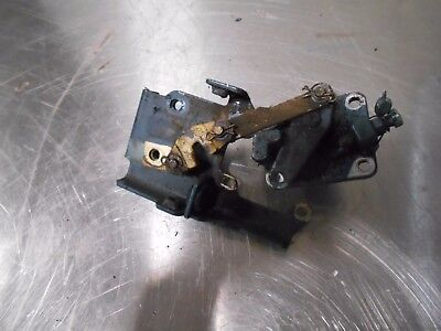 Kubota L2250 Stop Lever And Cover Assembly Part 1547151650.a