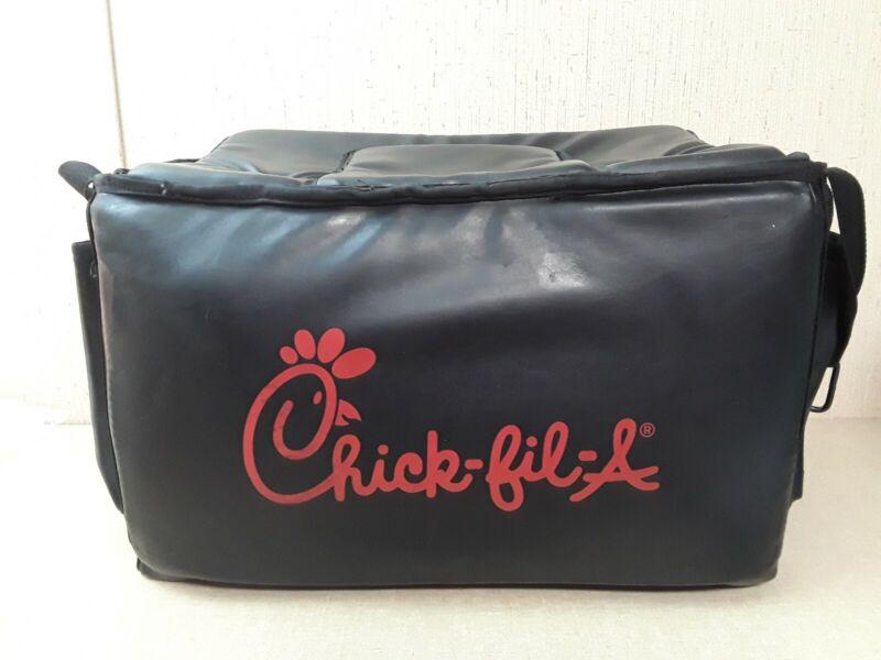 Chick-fil-A Dr. Pepper Black Cooler Oven Bag