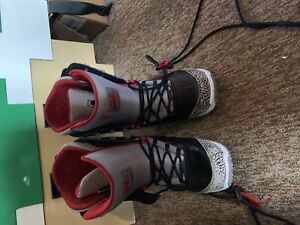 Nike Air snowboarding boots