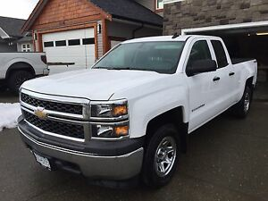 2015 Silverado LS 1500 4x4 Double Cab 6.5' Box
