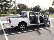 2007 Toyota Hilux Turbo Diesel RWD 125,000kms Knoxfield Knox Area Preview