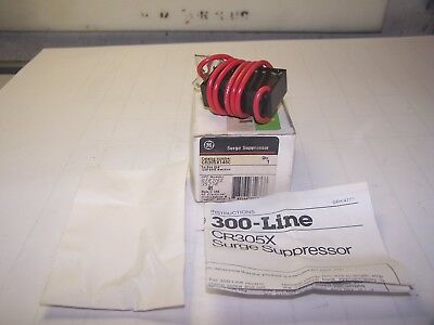 New Ge General Electric Surge Suppressor 120 Vac 60hz Max Cr305x146c