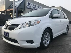 2011 Toyota Sienna LE 8 Passenger ACCIDENT FREE|8 PASSENGER|P...