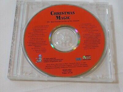 Christmas Magic The Best Loved Carols of the Season CD 1993 Joy to the World ()