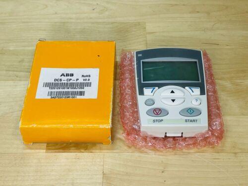 NEW - ABB 3ADT220129R1001 Keypad for DCS550 & DCS800 Drives - DCS-CP-P V2.0