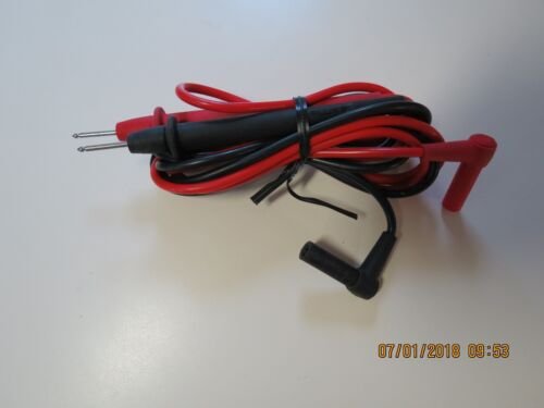 Fluke TL75 Test Leads  Genuine Fluke TL75. USED in good working condition.