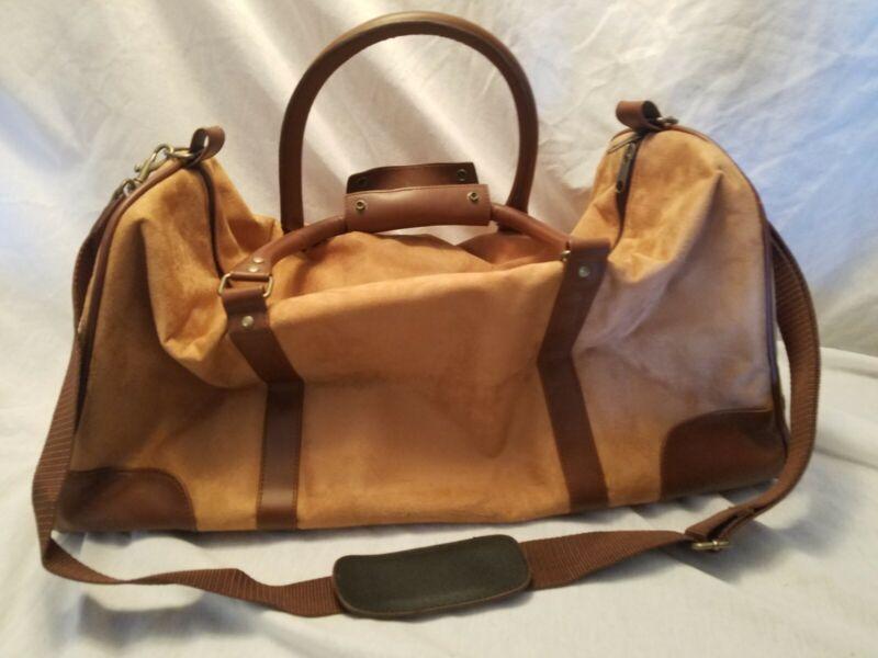 Trump Plaza  Vintage RARE duffle Bag