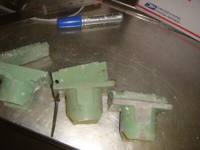 Lot Of 3 Sets Mcelroy Heater Plates Used In Good Shape 1 14 Free Ship