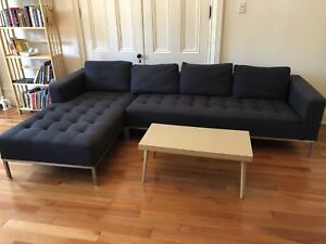 Gus Modern Carter L shaped sectional