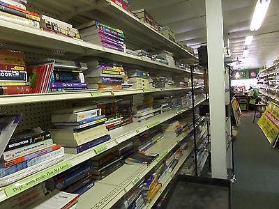 Store Shelving Retail Warehouse Shelves Gondola Lots Of Shelving