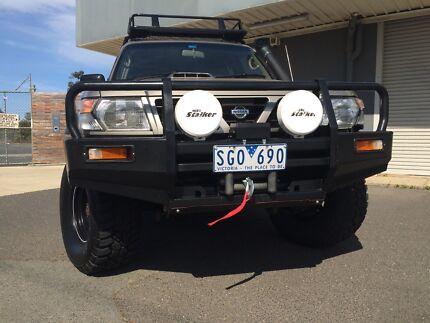 Nissan petrol 2.8 ltr turbo diesel  Hoppers Crossing Wyndham Area Preview