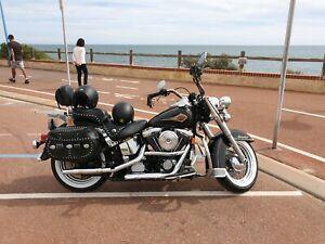 Harley Davidson Softail Heritage Classic 1998