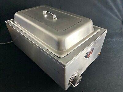 Wells S.m.p Stainless Steel Countertop Food Warmer