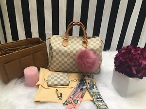Authentic Louis Vuitton Speedy 30 and zippy wallet