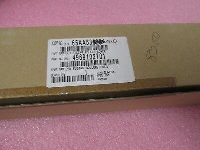 Genuine Konica Minolta 65aa53010 Lower Fusing Roller Bizhub Pro C500 Open Box