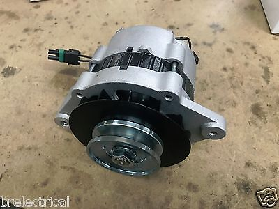 New Alternator For 1987-1994 Bobcat Skid Steer Loader 443b Kubota Engine