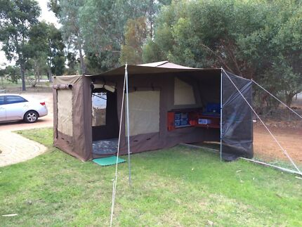 Wandering Star Trailmaster Camping Trailer Bullsbrook Swan Area Preview