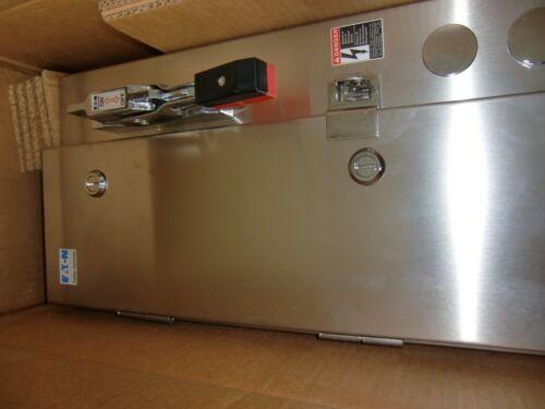 Eaton ECN1822CAA Size 2 120VAC Coil NEMA 4X 304 stainless steel Motor Starter