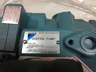 (Daikin V-Series Hydraulic Piston Pump V38A3RX-95)