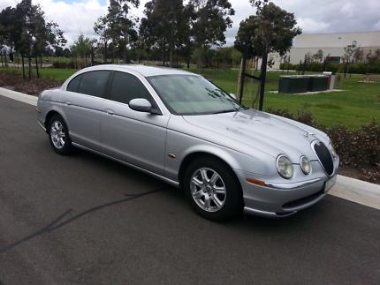 JAGUAR  S/TYPE 2003 V6