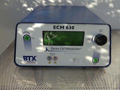 Btx Harvard Apparatus Ecm 630 Electro Cell Manipulator Precision Pulse