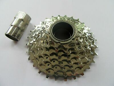 DNP Epoch Freewheel: 7 Speed 11-28T Nickel Plated, ebike electric bike rear cog
