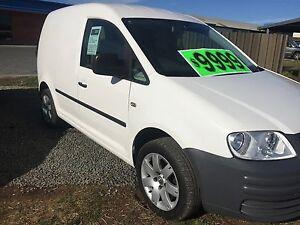 2009 Volkswagen Caddy Van/Minivan 1.6L MANUAL ONLY 79000KM Prospect Vale Meander Valley Preview