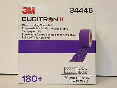 3m Cubitron Ii 34446 Hookit Clean Sanding Sheet Roll 737u