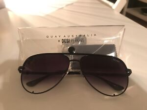 QUAY Sunglasses x Desi Perkins
