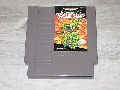 Teenage Mutant Ninja Turtles 2: The Arcade Game (Nintendo NES) ANTI-CORONA-BLUES
