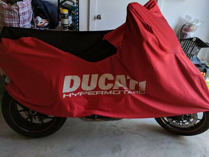 Ducati hypermotard bike cover
