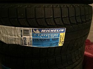 235/65/16 brand new Michelin winter tires