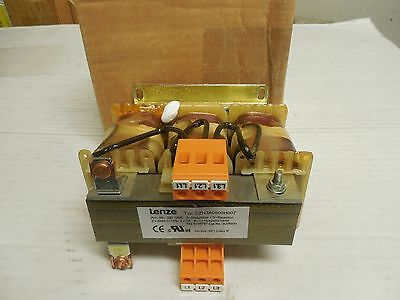 New Lenze Reactor Ezn3a0500h007 3x5mh-103x7a 7 A Amp 3 Pole 387-068